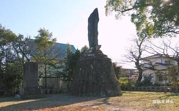 万部島 佐賀の役 招魂碑 2.jpg