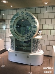 有田焼からくりオルゴール時計.jpg