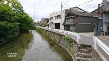 護国神社 多布施川沿い.jpg