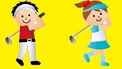 ゴルフ イラスト 若手.jpg