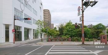 松原川 松原二丁目交差点.jpg
